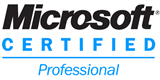 Microsoft Certified Professional (MCP) logo