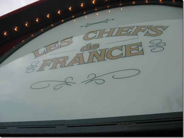 Les Chefs de France