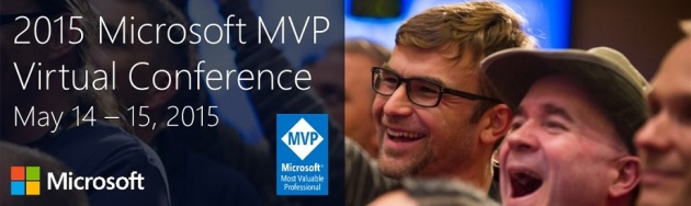 MVP Virtual Conference 2015