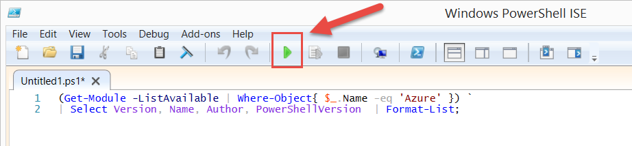 Azure PowerShell cmdlets version updates | Ken Cenerelli