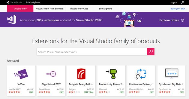 Visual Studio Marketplace replaces Visual Studio Gallery | Ken Cenerelli